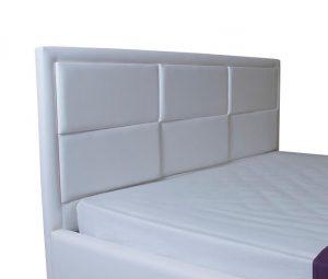 Мягкая кровать Агата - изголовье
