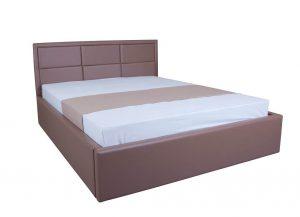 Мягкая кровать Агата с подъемным механизмом
