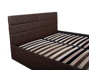 Мягкая кровать Джессика с подъемным механизмом - изголовье