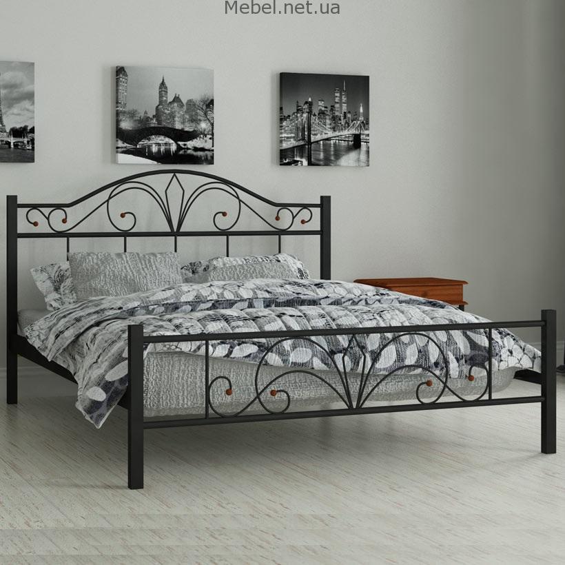 Ліжка з металу